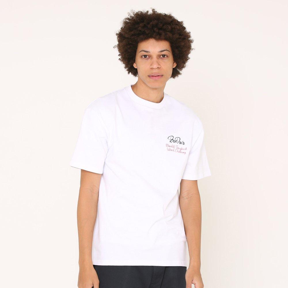 ベンデイビス 【STREET PRINT TEE】ストリートプリントTシャツ(抗菌防臭) 詳細画像2