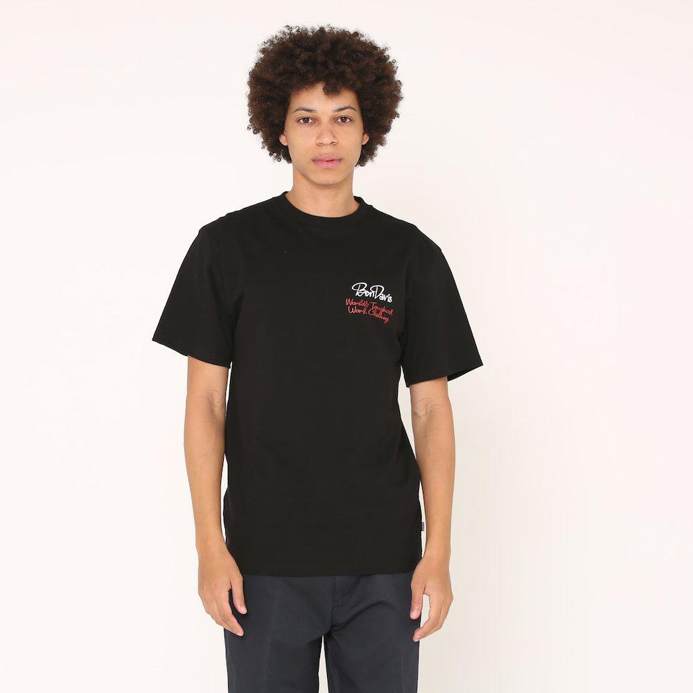 ベンデイビス 【STREET PRINT TEE】ストリートプリントTシャツ(抗菌防臭) 詳細画像5