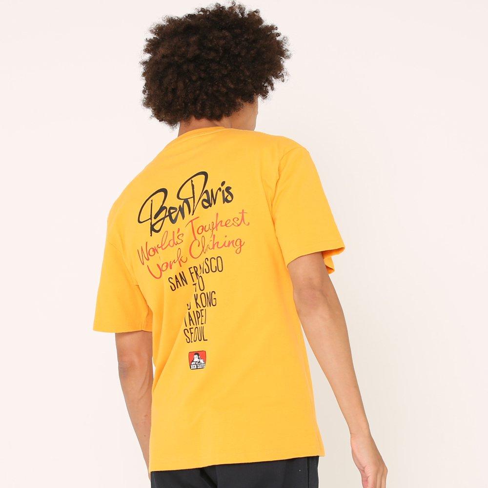 ベンデイビス 【STREET PRINT TEE】ストリートプリントTシャツ(抗菌防臭) 詳細画像8