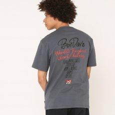 【STREET PRINT TEE】ストリートプリントTシャツ(抗菌防臭)