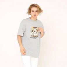 【CAMO LOGO PRINT TEE】カモロゴプリントTシャツ(抗菌防臭)