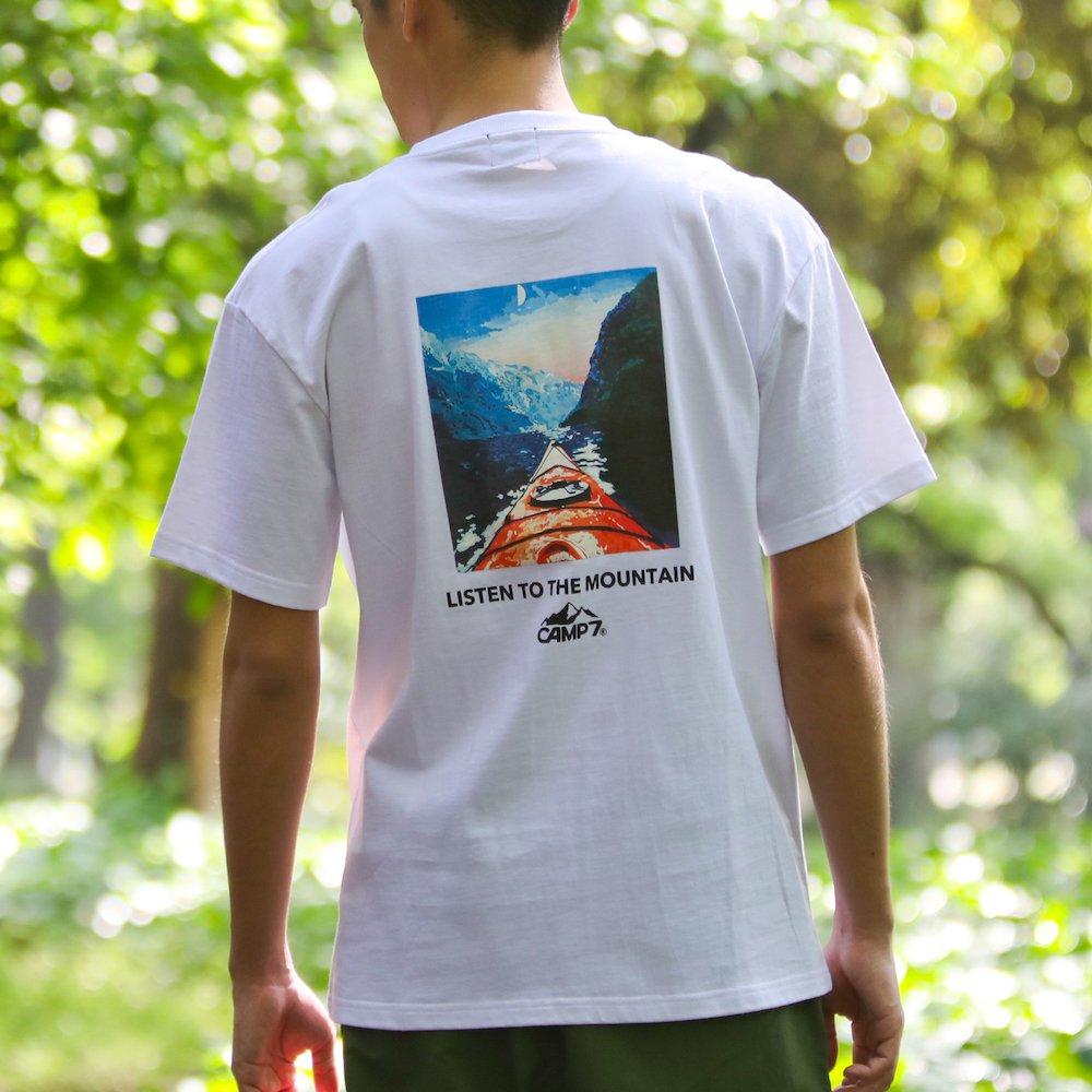 ベンデイビス CAMP7【PRINT S/S TEE】プリントTシャツ(抗菌防臭・UVカット) 詳細画像