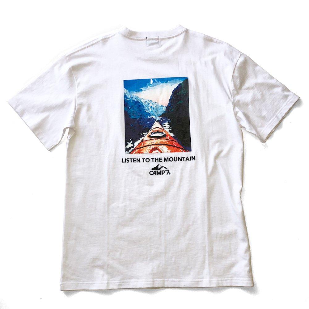 ベンデイビス CAMP7【PRINT S/S TEE】プリントTシャツ(抗菌防臭・UVカット) 詳細画像1