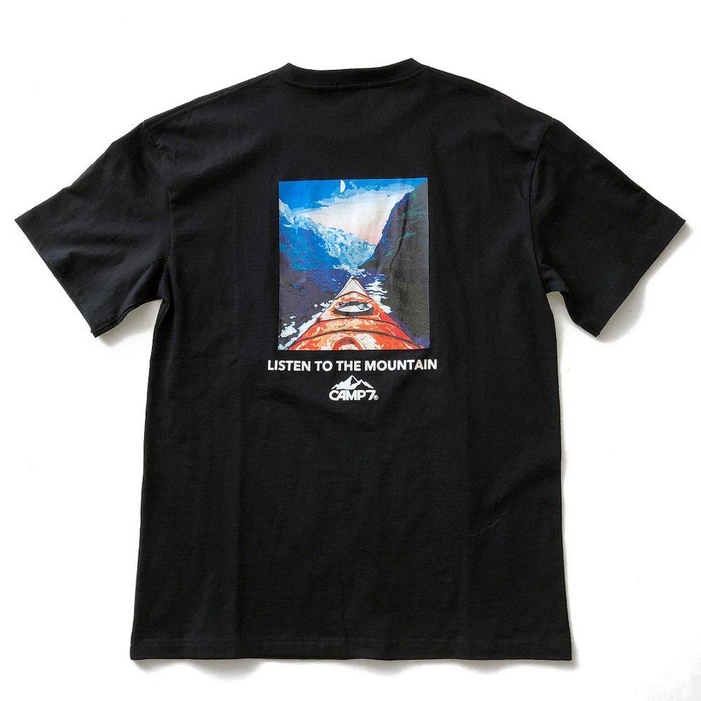ベンデイビス CAMP7【PRINT S/S TEE】プリントTシャツ(抗菌防臭・UVカット) 詳細画像2