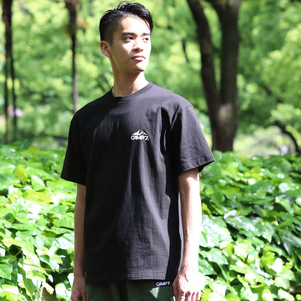 ベンデイビス CAMP7【PRINT S/S TEE】プリントTシャツ(抗菌防臭・UVカット) 詳細画像4