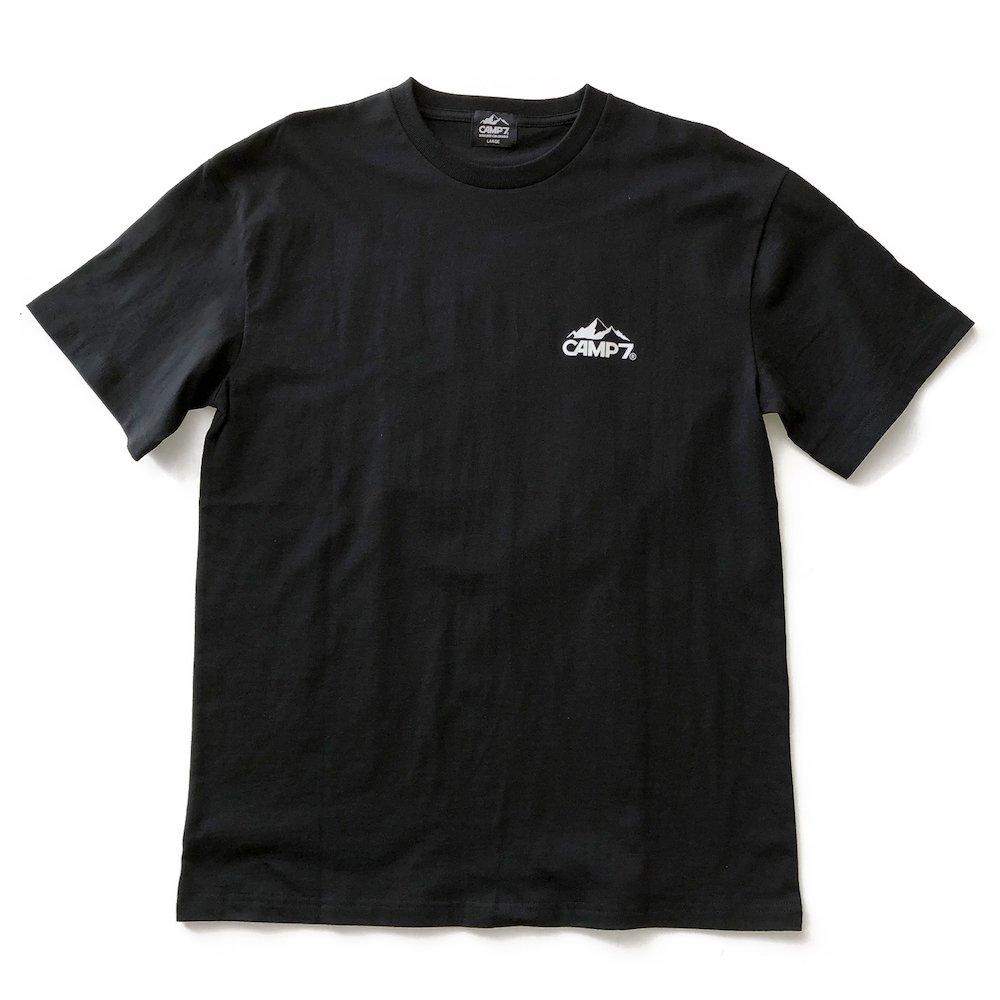 ベンデイビス CAMP7【PRINT S/S TEE】プリントTシャツ(抗菌防臭・UVカット) 詳細画像5