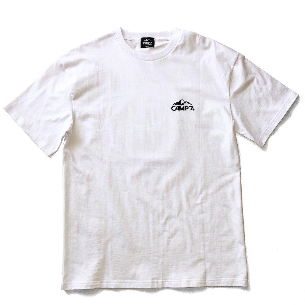 ベンデイビス CAMP7【PRINT S/S TEE】プリントTシャツ(抗菌防臭・UVカット) 詳細画像6