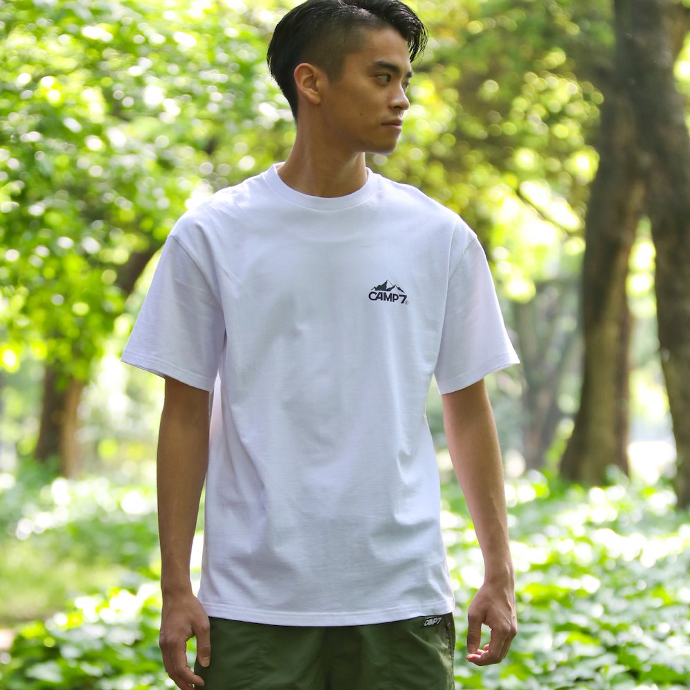 ベンデイビス CAMP7【PRINT S/S TEE】プリントTシャツ(抗菌防臭・UVカット) 詳細画像7