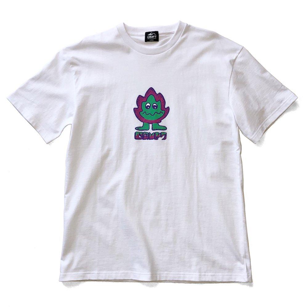 """ベンデイビス CAMP7【Naoki """"SAND"""" Yamamoto GRAPHIC S/S TEE】Naoki """"SAND"""" YamamotoグラフィックTシャツ(抗菌防臭・UVカット) 詳細画像1"""