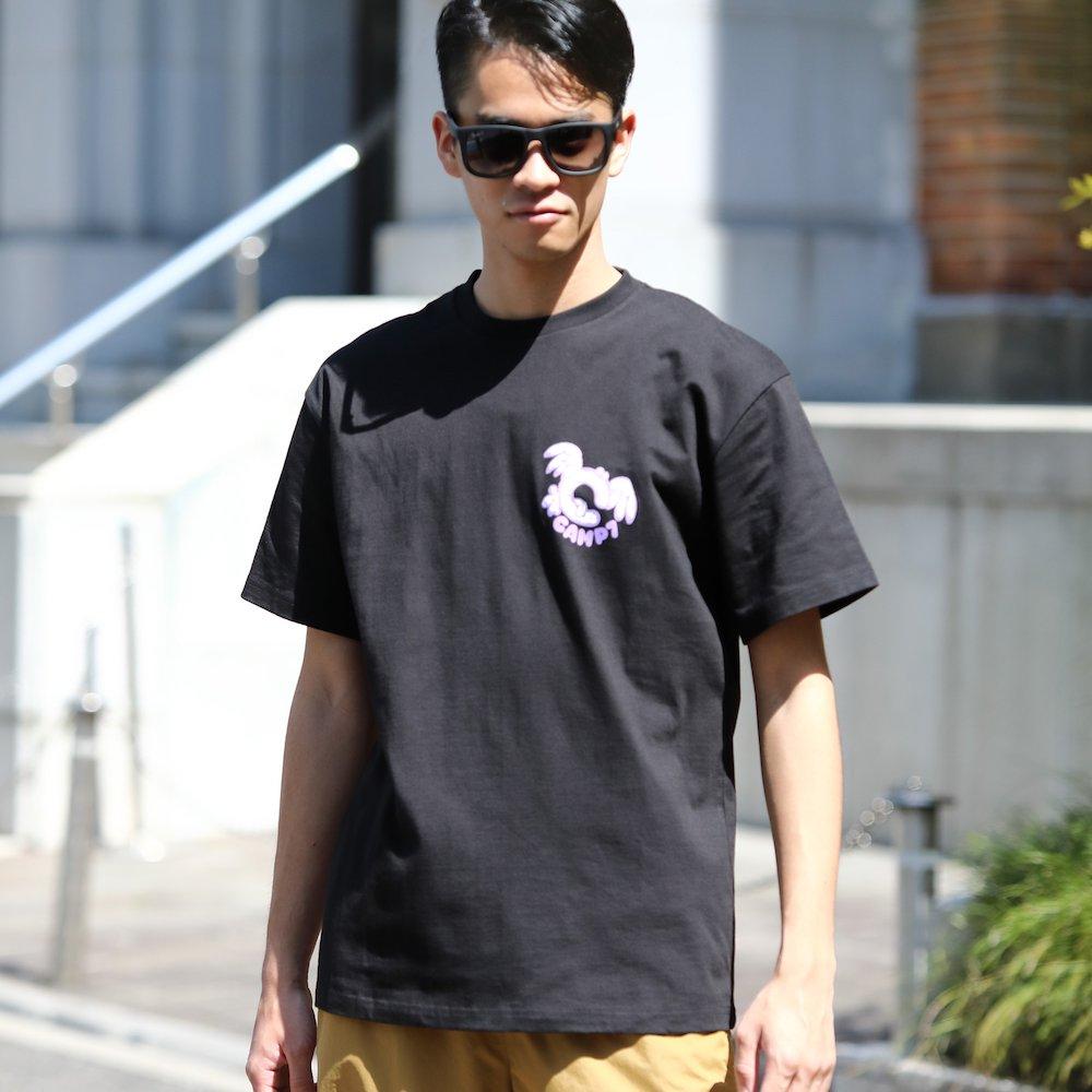 """ベンデイビス GO OUT 6月号掲載商品  CAMP7【Naoki """"SAND"""" Yamamoto GRAPHIC S/S TEE】グラフィックTシャツ(抗菌防臭・UVカット) 詳細画像4"""