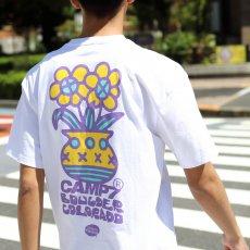 "CAMP7【Naoki ""SAND"" Yamamoto GRAPHIC S/S TEE】Naoki ""SAND"" YamamotoグラフィックTシャツ(抗菌防臭・UVカット)"
