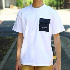 CAMP7【POCKET PRINT S/S TEE】ポケットプリントTシャツ(抗菌防臭・UVカット)