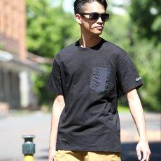 CAMP7【POCKET S/S TEE】ポケットTシャツ(抗菌防臭・UVカット)