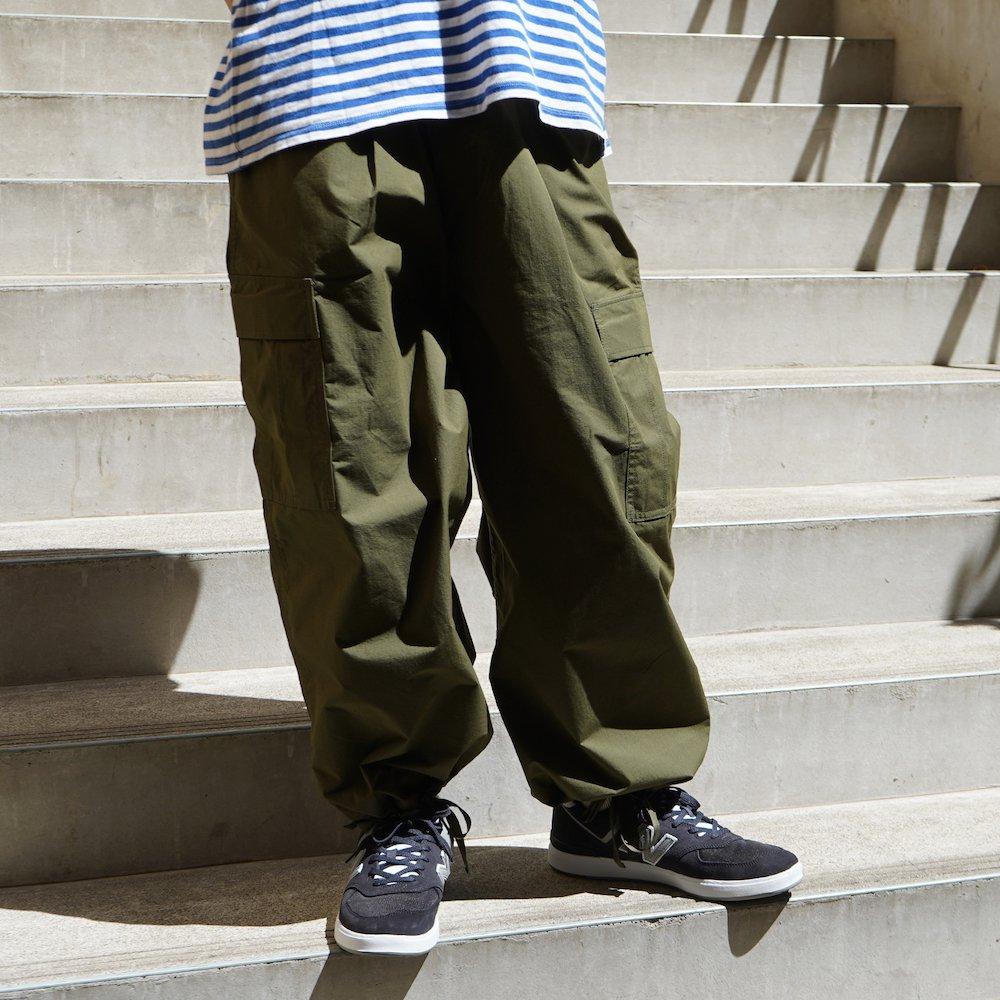 ベンデイビス 【BD BLN CARGO】ワイドカーゴパンツ 詳細画像15