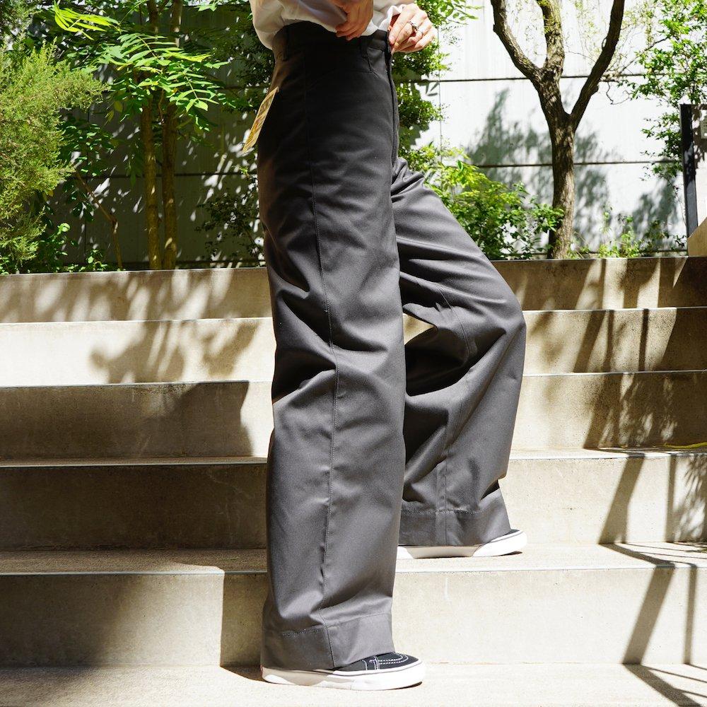 ベンデイビス 【LADIES WIDE STRAIGHT CHINO】レディースワイドストレートチノ 詳細画像16
