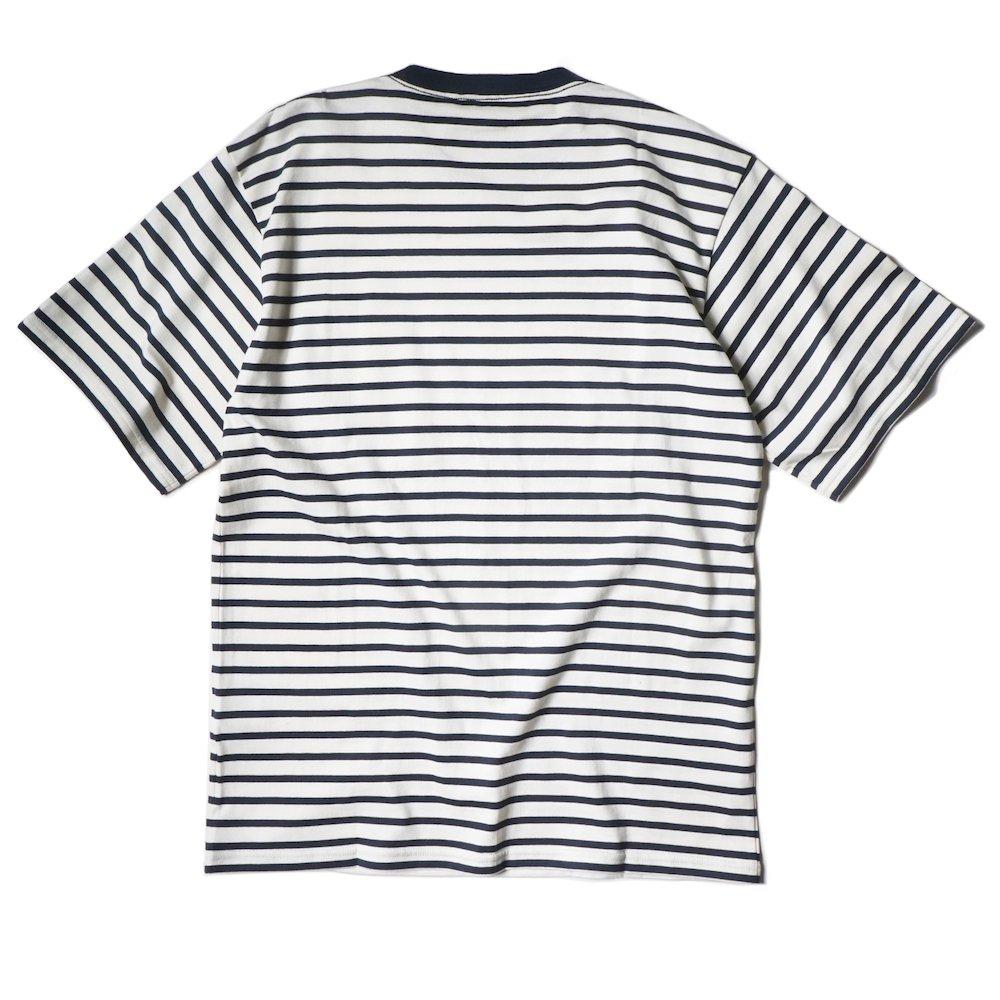 ベンデイビス 【BORDER POCKET TEE】ボーダーポケットTシャツ 詳細画像5