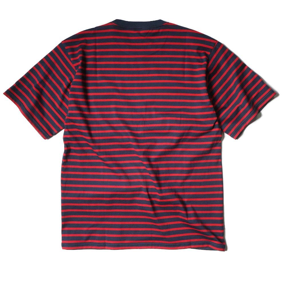 ベンデイビス 【BORDER POCKET TEE】ボーダーポケットTシャツ 詳細画像6