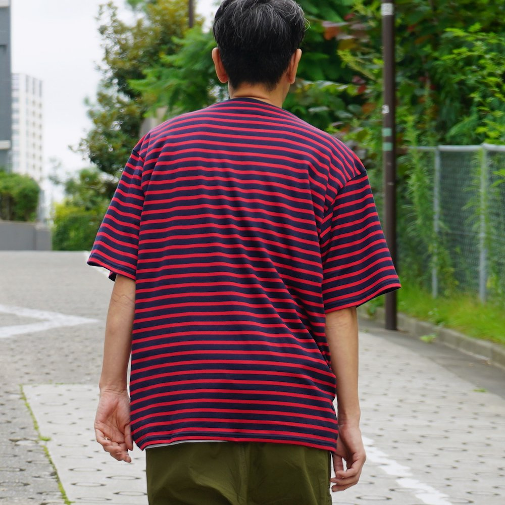 ベンデイビス 【BORDER POCKET TEE】ボーダーポケットTシャツ 詳細画像7