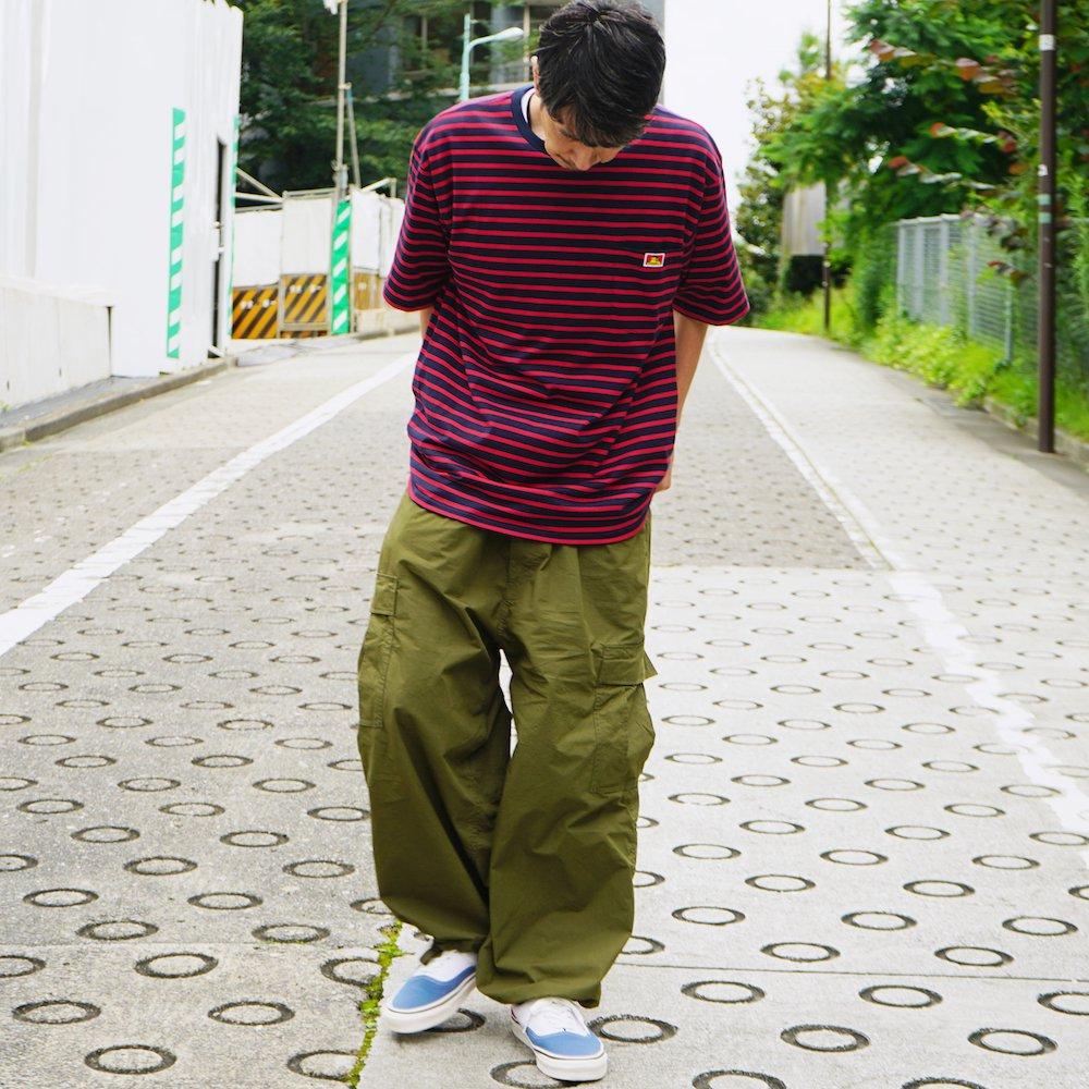 ベンデイビス 【BORDER POCKET TEE】ボーダーポケットTシャツ 詳細画像9