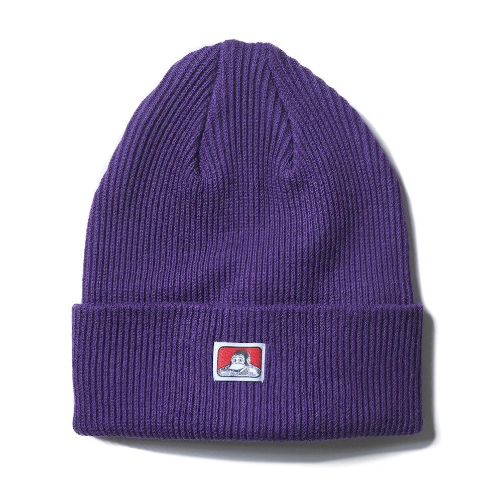 ベンデイビス 【MINI LOGO KNIT CAP】ミニロゴニット帽_2020FW新色 詳細画像1