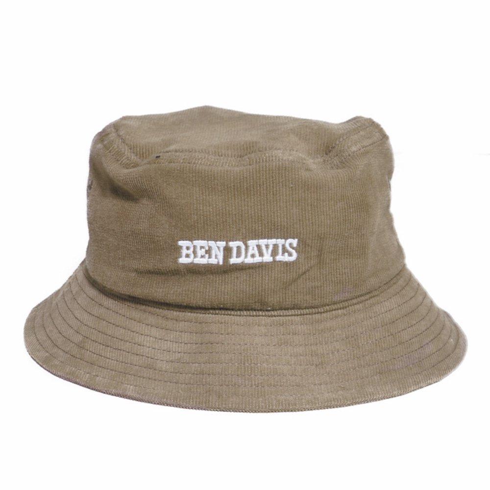 ベンデイビス 【CORDS HAT】コーディロイハット 詳細画像