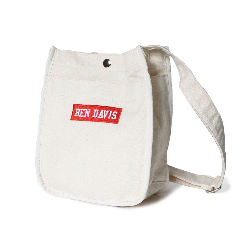 ベンデイビス 【BOX SHOULDER BAG】ボックスショルダーバック 詳細画像1