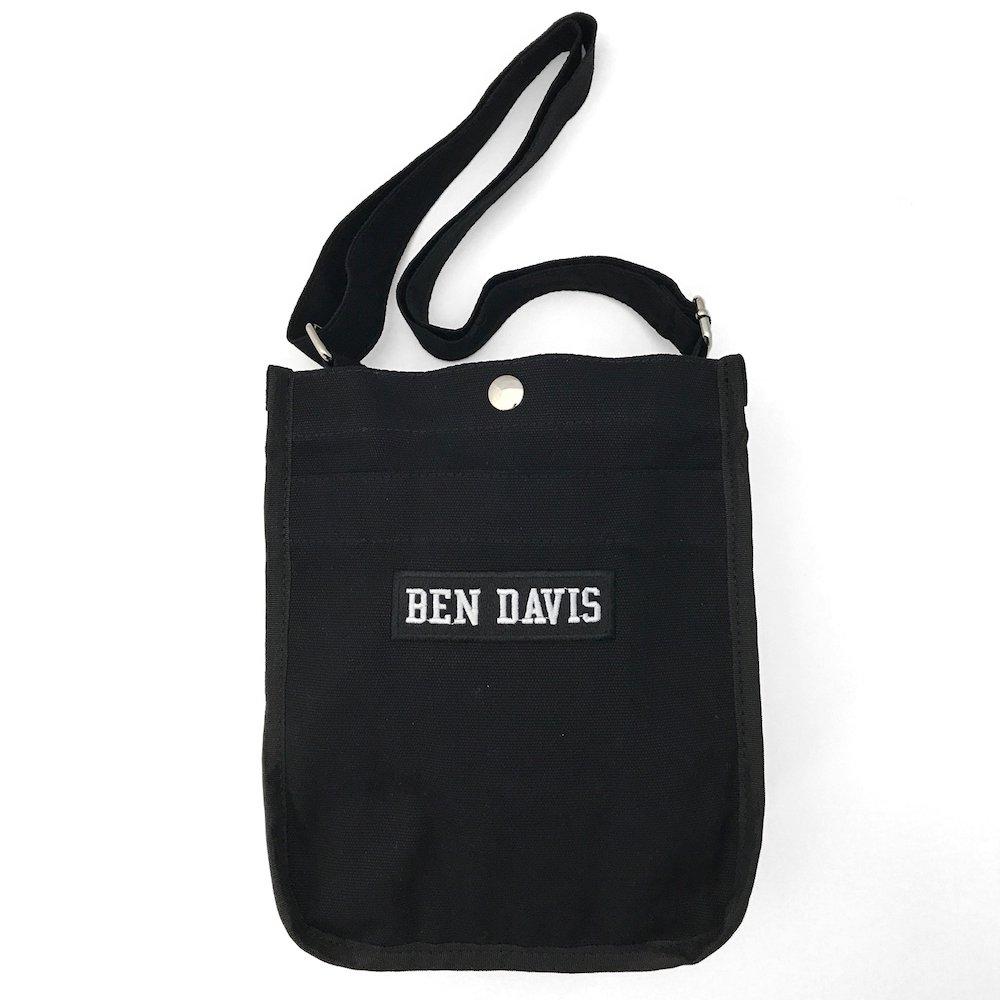 ベンデイビス 【BOX SHOULDER BAG】ボックスショルダーバック 詳細画像3