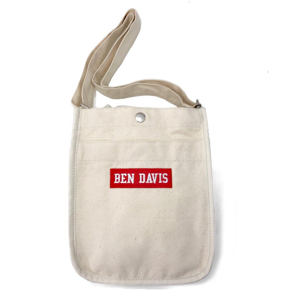 ベンデイビス 【BOX SHOULDER BAG】ボックスショルダーバック 詳細画像4