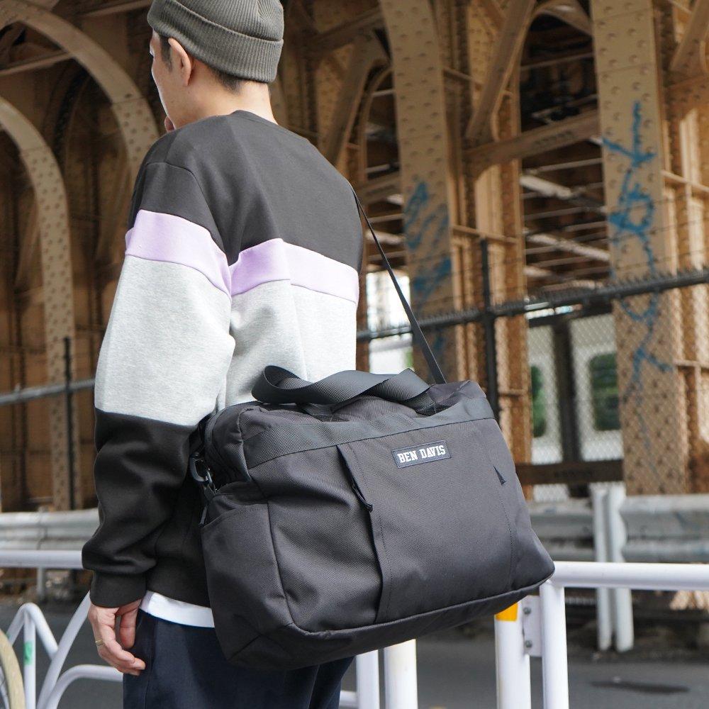 ベンデイビス 【BOSTON BAG】ボストンバック  詳細画像