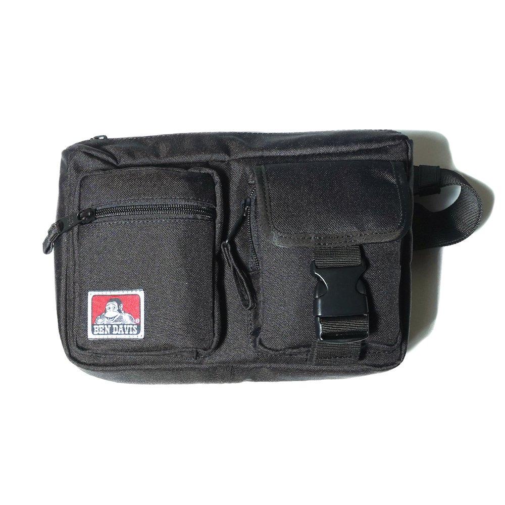 ベンデイビス BDW-8064【W POCKET WAIST BAG】Wポケットウエストバック  詳細画像1