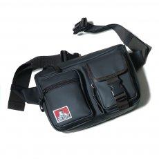 BDW-8064【W POCKET WAIST BAG】Wポケットウエストバック
