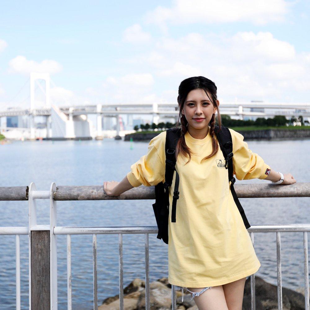 ベンデイビス 【Bridge photo LONG TEE】ブリッジフォト長袖Tシャツ 詳細画像8