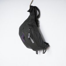 【LEATHER WAIST BAG】レザーウエストバック