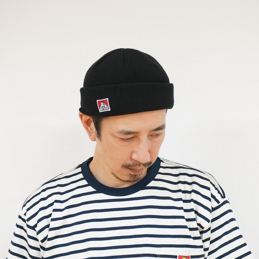 ベンデイビス 【3WAY KNIT CAP】3ウェイニットキャップ 詳細画像