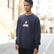 <img class='new_mark_img1' src='//img.shop-pro.jp/img/new/icons12.gif' style='border:none;display:inline;margin:0px;padding:0px;width:auto;' />【ICON PRINT SWEAT CREW】アイコンプリントスウェットクルー