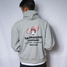 <img class='new_mark_img1' src='//img.shop-pro.jp/img/new/icons12.gif' style='border:none;display:inline;margin:0px;padding:0px;width:auto;' />【FULL ZIP HOODIE】フルジップフーディー