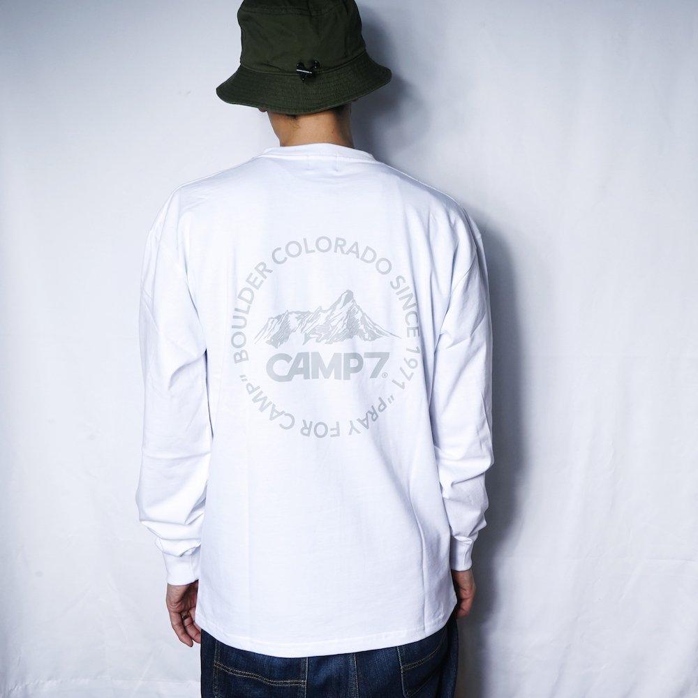 ベンデイビス 【POCKET LONG TEE】ポケット長袖Tシャツ(抗菌防臭) 詳細画像5