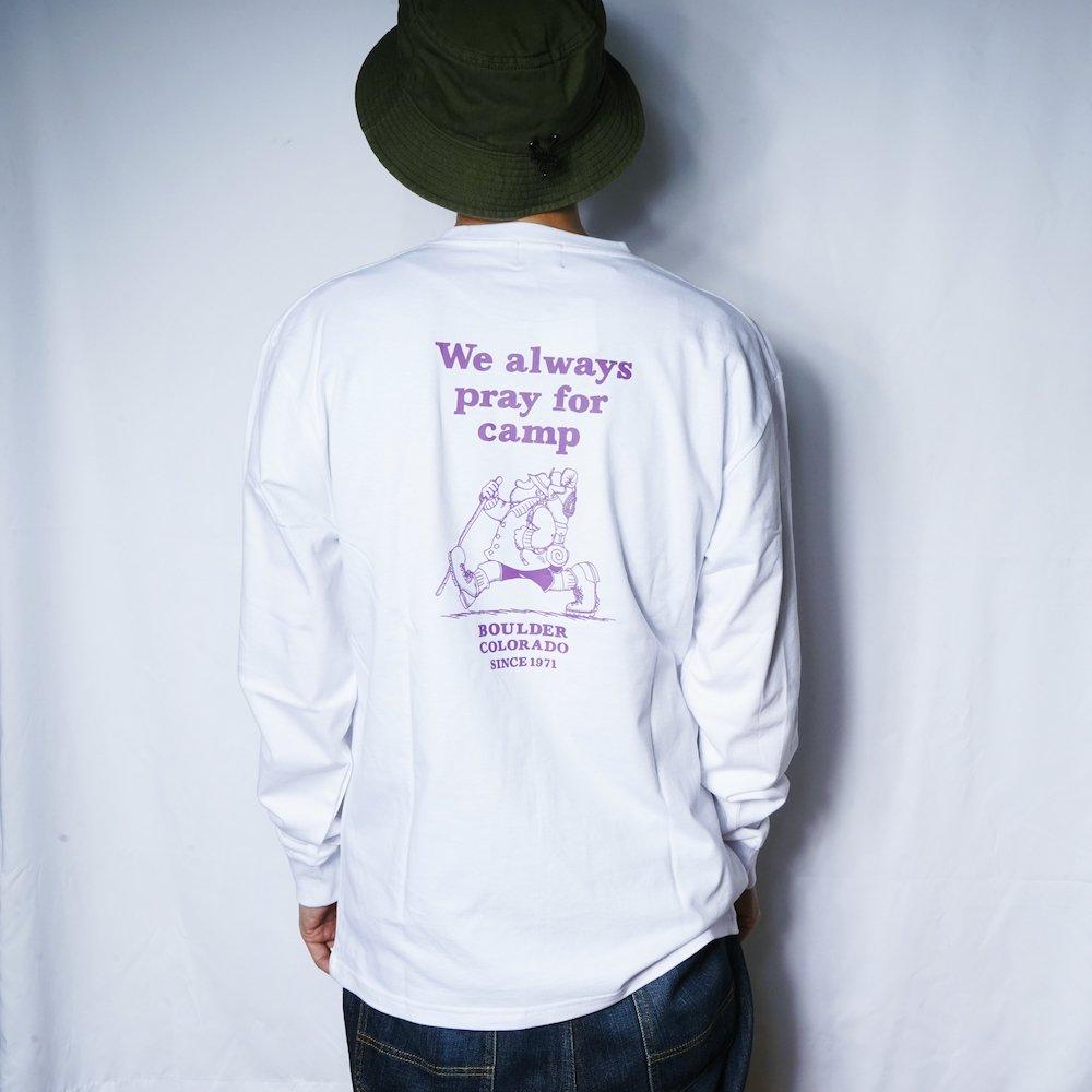 ベンデイビス 【HIKE LONG TEE】ハイク長袖Tシャツ(抗菌防臭) 詳細画像