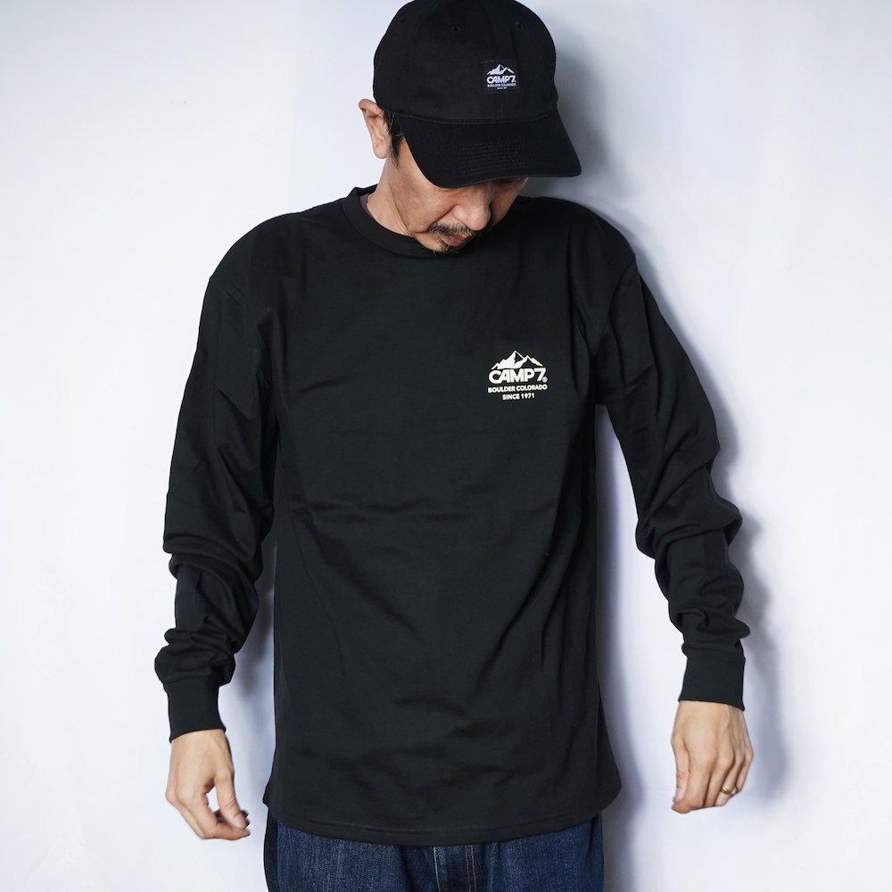 ベンデイビス 【HIKE LONG TEE】ハイク長袖Tシャツ(抗菌防臭) 詳細画像2