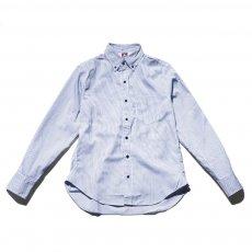 BEN DAVIS USA【PIN STRIPE BD SHIRTS】別注ピンストライプボタンダウンシャツ