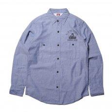 BEN DAVIS USA【CHAMBRAY SHIRTS】別注シャンブレーシャツ