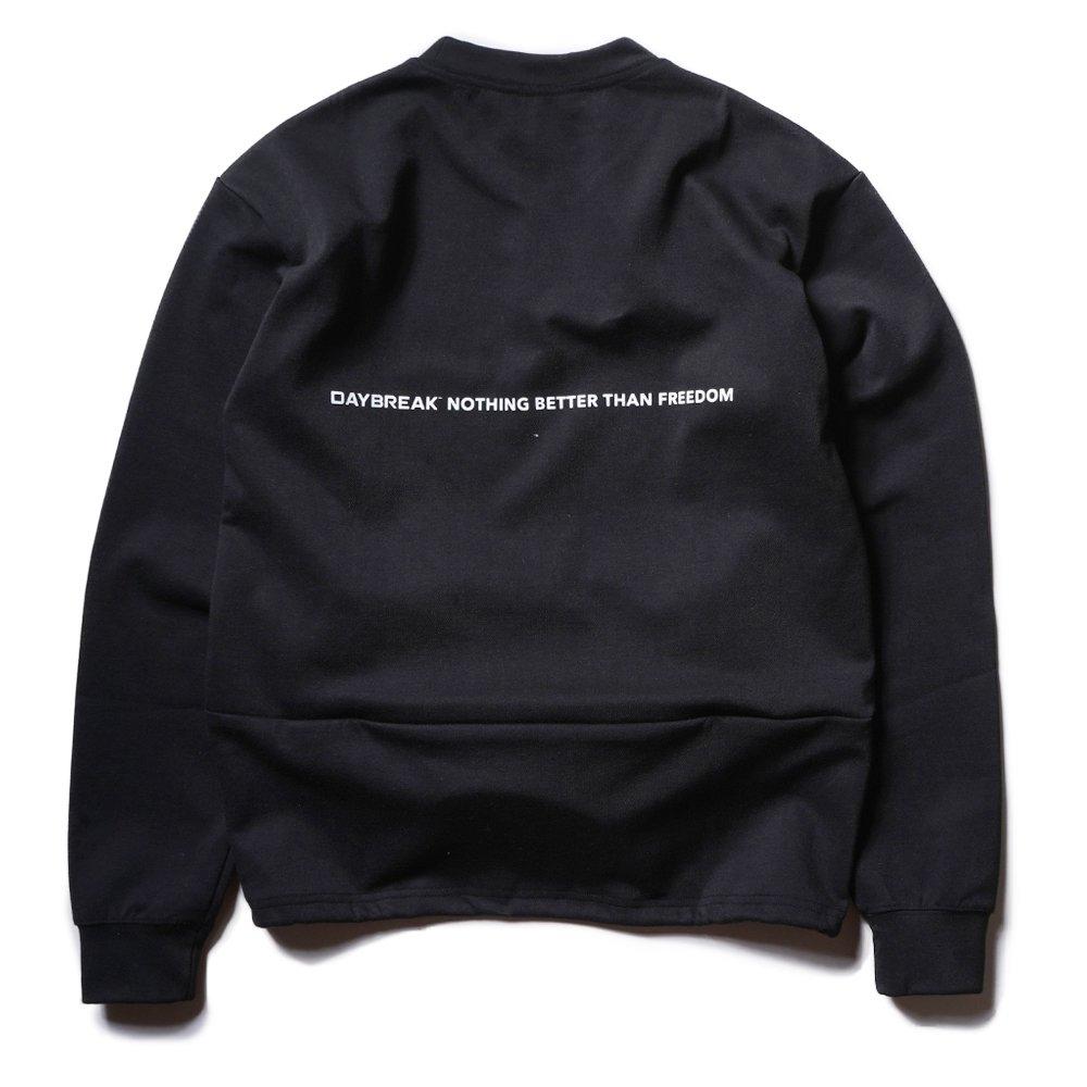 ベンデイビス DAYBREAK【thermolite packable long tee】サーモライトパッカブル長袖Tシャツ(蓄熱保温機能) 詳細画像1