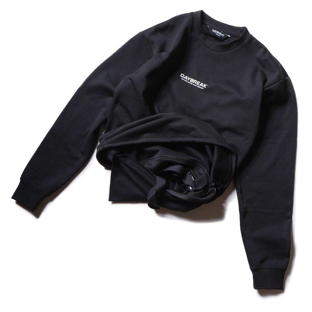 ベンデイビス DAYBREAK【thermolite packable long tee】サーモライトパッカブル長袖Tシャツ(蓄熱保温機能) 詳細画像2