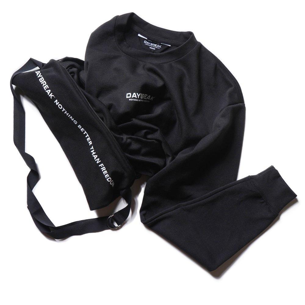 ベンデイビス DAYBREAK【thermolite packable long tee】サーモライトパッカブル長袖Tシャツ(蓄熱保温機能) 詳細画像3