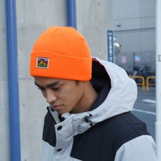 <img class='new_mark_img1' src='https://img.shop-pro.jp/img/new/icons12.gif' style='border:none;display:inline;margin:0px;padding:0px;width:auto;' />BEN DAVIS USA【LOGO BEANIE(MADE IN USA)】アメリカ製ロゴビーニー