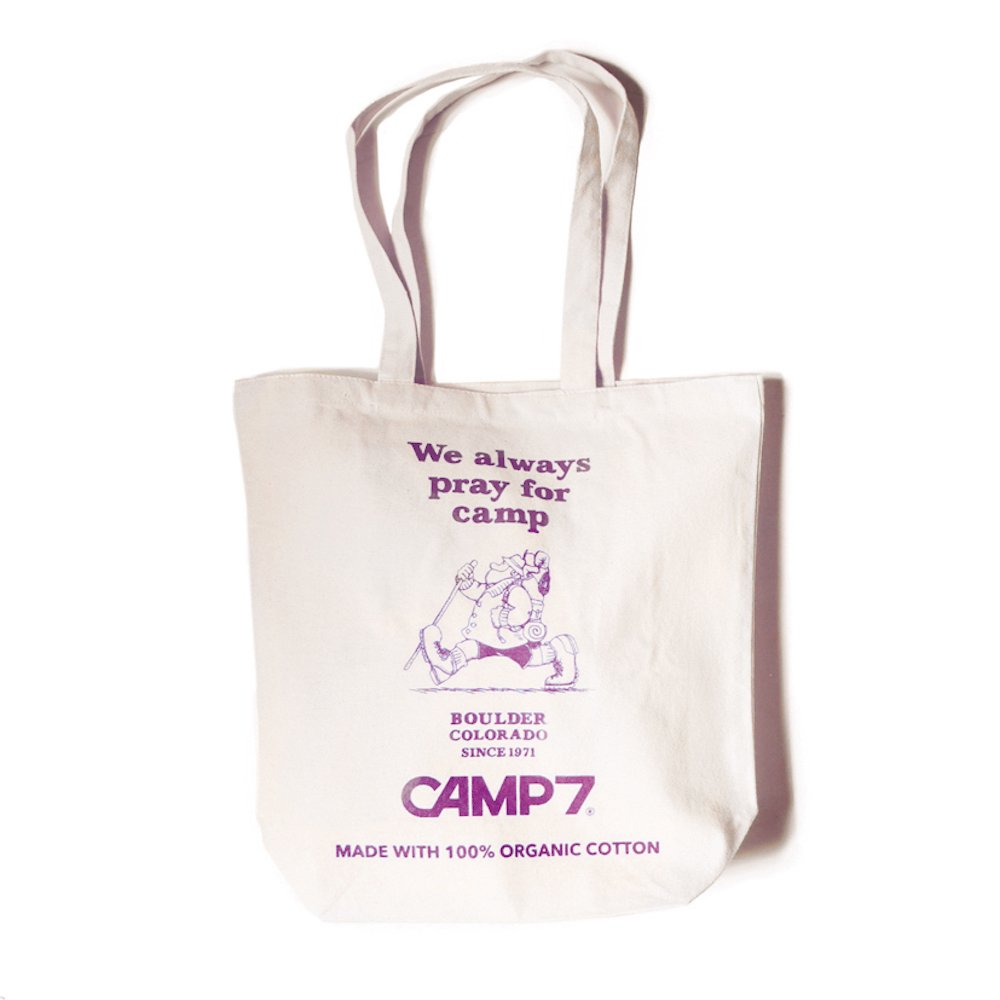 ベンデイビス CAMP7 キャンプセブン【ORGANIC CANVAS TOTE】オーガニックキャンバストート 詳細画像