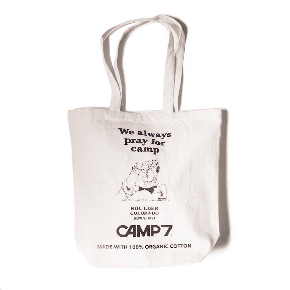 ベンデイビス CAMP7 キャンプセブン【ORGANIC CANVAS TOTE】オーガニックキャンバストート 詳細画像1