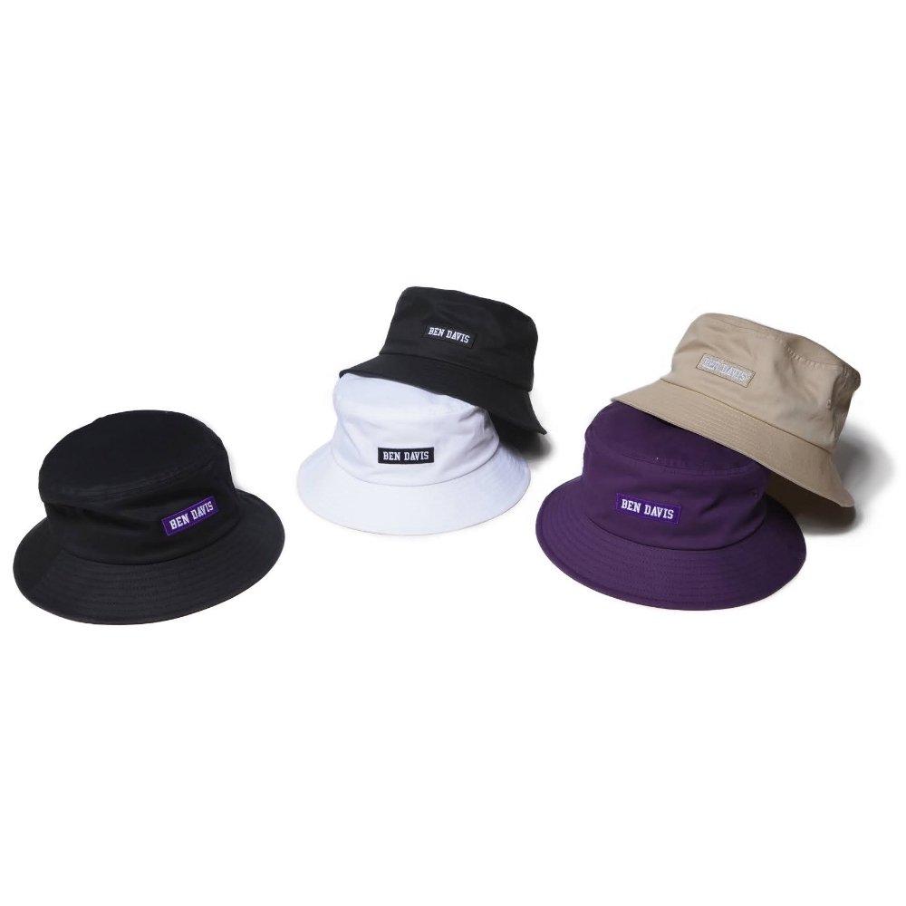 ベンデイビス 【BOX LOGO BUCKET HAT】ボックスロゴバケットハット 詳細画像