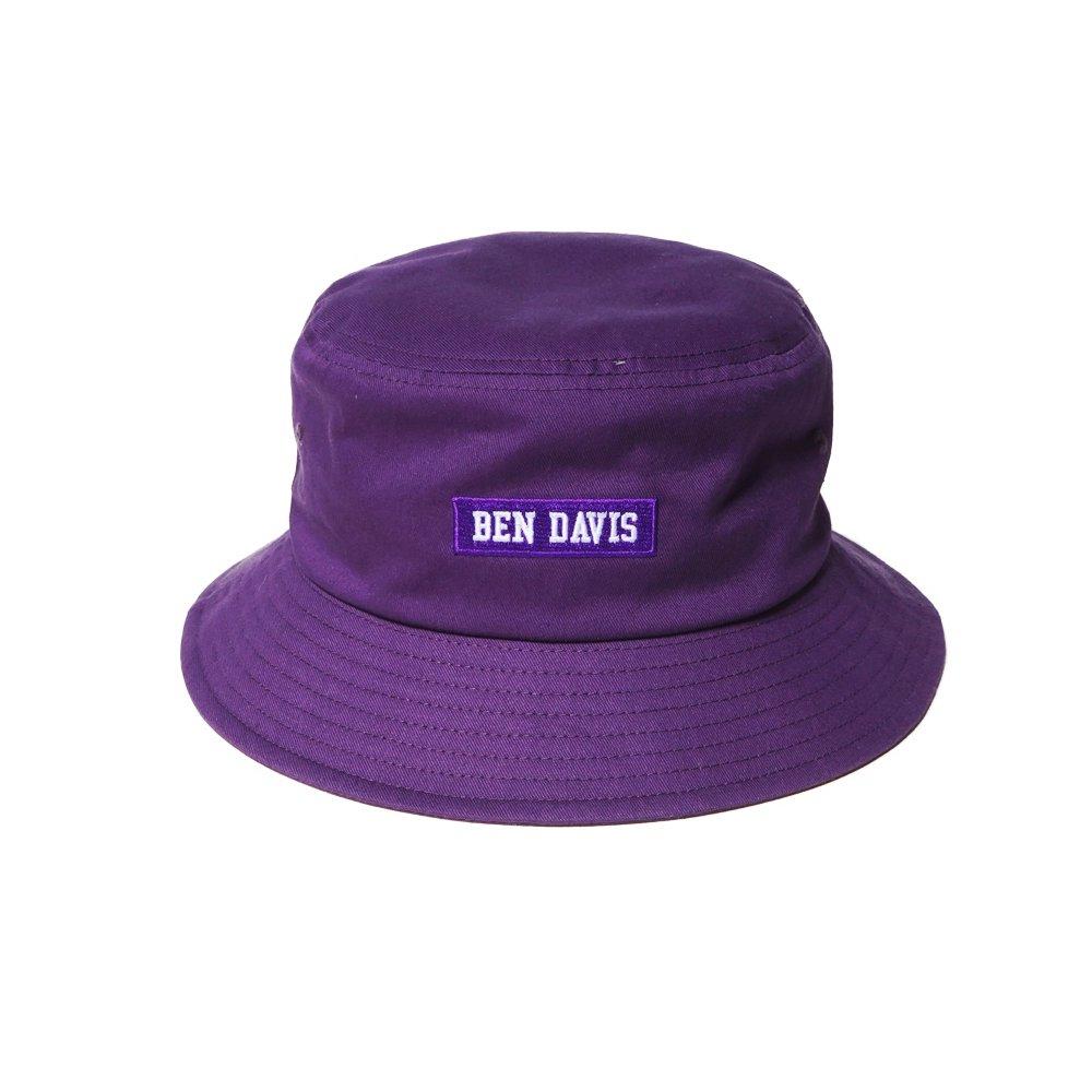 ベンデイビス 【BOX LOGO BUCKET HAT】ボックスロゴバケットハット 詳細画像2