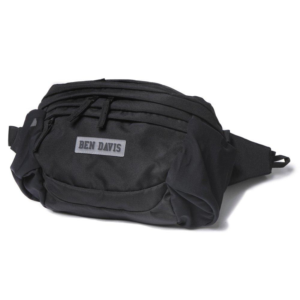 ベンデイビス 【WAIST BAG】ウエストバック(クリアラバーボックスロゴ) 詳細画像